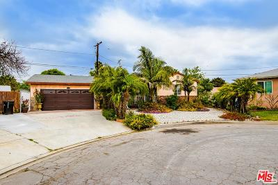 Downey Single Family Home For Sale: 7841 Vista Del Rosa Street