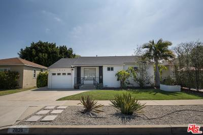 Single Family Home Sold: 7826 Hindry Avenue