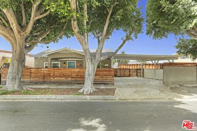 Los Angeles Single Family Home For Sale: 706 Isabel Street