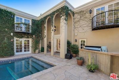 Los Angeles County Single Family Home For Sale: 2641 Nichols Canyon Road