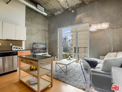 Los Angeles Condo/Townhouse For Sale: 645 West 9th Street #729