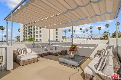Santa Monica Condo/Townhouse For Sale: 125 Pacific Street #4