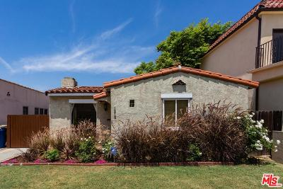 Los Angeles County Single Family Home For Sale: 1215 South Cloverdale Avenue