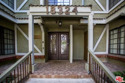 Tarzana Condo/Townhouse For Sale: 18324 Clark Street #107
