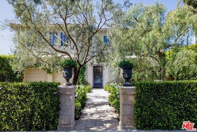 Santa Monica Single Family Home For Sale: 522 21st Place