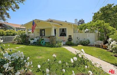Culver City Single Family Home For Sale: 4105 Madison Avenue