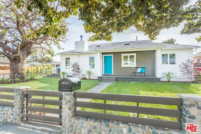 Single Family Home For Sale: 8413 McConnell Avenue