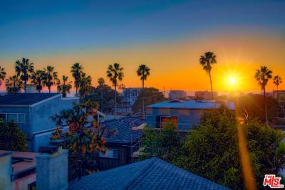 Playa Del Rey Single Family Home Sold: 6524 Vista Del Mar