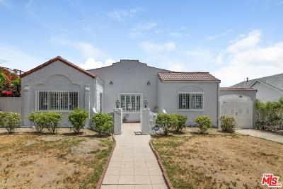 Los Angeles County Single Family Home For Sale: 1008 South Lucerne