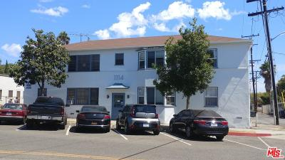 West Hollywood Residential Income For Sale: 1114 North Gardner Street