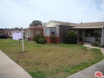 Inglewood Single Family Home For Sale: 9007 South 6th Avenue
