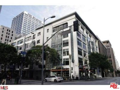 Los Angeles Condo/Townhouse For Sale: 630 West 6th Street #313