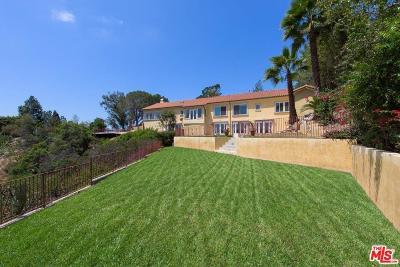 Single Family Home For Sale: 1050 Stradella Road