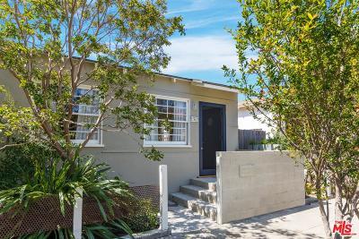 Venice Single Family Home For Sale: 1312 Cabrillo Avenue