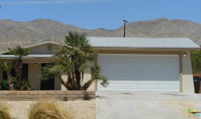 Desert Hot Springs Single Family Home For Sale: 66556 Yucca Drive