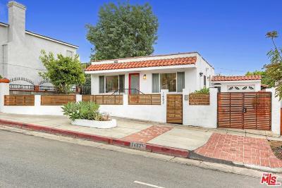 Single Family Home For Sale: 1482 Scott Avenue