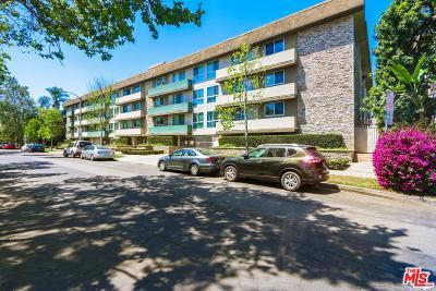 Condo/Townhouse For Sale: 525 North Sycamore Avenue #320