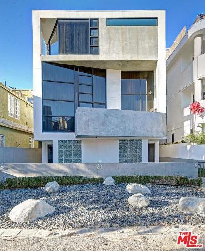 Marina Del Rey Condo/Townhouse Pending: 21 Quarterdeck Street #2
