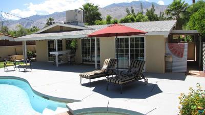 Palm Springs Single Family Home For Sale: 564 North Plaza Amigo