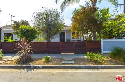 Culver City Single Family Home For Sale: 11966 Culver Drive