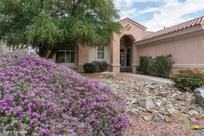 Palm Desert Single Family Home For Sale: 78790 Platinum Drive