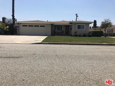 Los Angeles County Single Family Home For Sale: 1312 East Shamwood Street