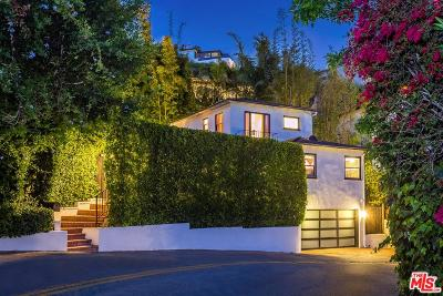 Los Angeles County Single Family Home For Sale: 1622 Sunset Plaza Drive