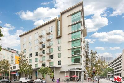 Los Angeles Condo/Townhouse For Sale: 645 West 9th Street #642