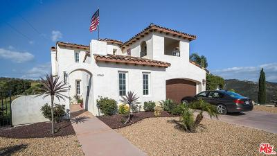 Castaic Single Family Home For Sale: 29565 Baringer Road
