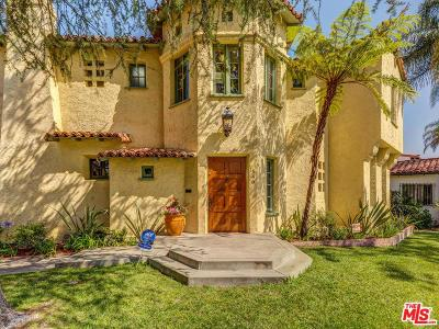 Los Angeles County Single Family Home For Sale: 546 North Highland Avenue