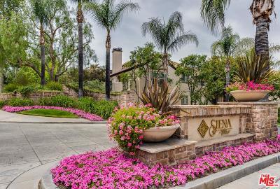 Valencia Condo/Townhouse For Sale: 24133 Del Monte Drive #201