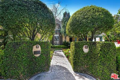 Los Angeles County Single Family Home For Sale: 529 North Highland Avenue