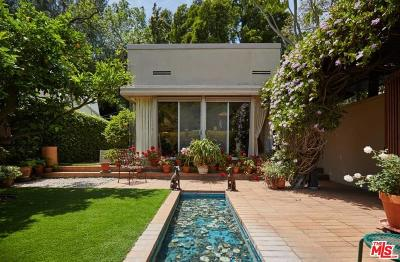 Beverly Hills Single Family Home For Sale: 1543 North Beverly Drive