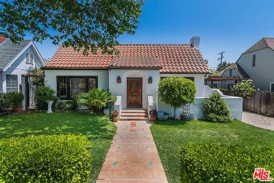 Los Angeles County Single Family Home For Sale: 238 North Gower Street