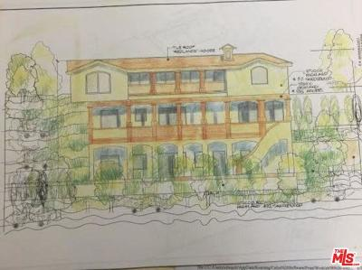 Woodland Hills Residential Lots & Land For Sale: 4427 San Blas Avenue
