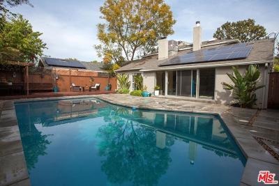 Studio City Single Family Home For Sale: 4419 Babcock Avenue