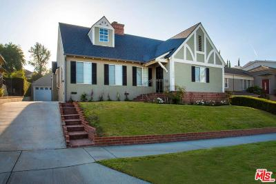 Single Family Home Sold: 4829 Presidio Drive