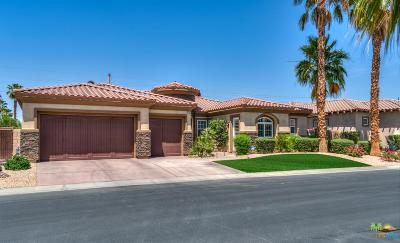 La Quinta Single Family Home For Sale: 81860 Rancho Santana Drive