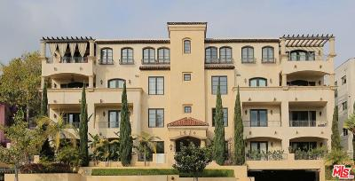 Condo/Townhouse Sold: 1414 South Beverly Glen Boulevard #201