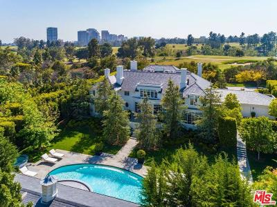 Beverly Hills Single Family Home For Sale: 826 Greenway Drive