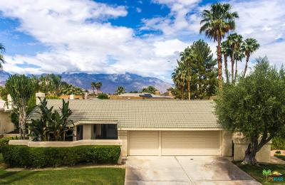 Rancho Mirage Single Family Home For Sale: 6 Santo Domingo Drive