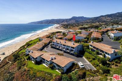 Malibu CA Condo/Townhouse For Sale: $1,725,000