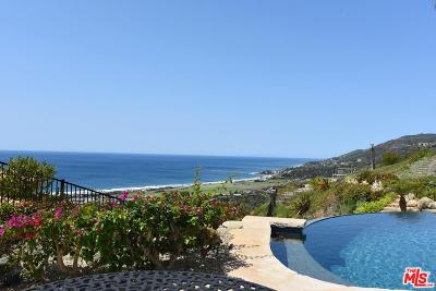 Malibu Single Family Home For Sale: 6205 Ocean Breeze Drive