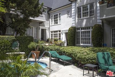 West Hollywood Rental For Rent: 1325 North Hayworth Avenue