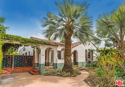 Los Angeles County Single Family Home For Sale: 606 North Gardner Street