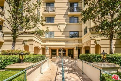 Beverly Hills Condo/Townhouse For Sale: 430 North Oakhurst Drive #208