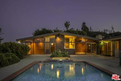 Culver City Single Family Home For Sale: 5965 Wrightcrest Drive