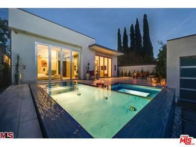 West Hollywood Single Family Home For Sale: 841 Hilldale Avenue