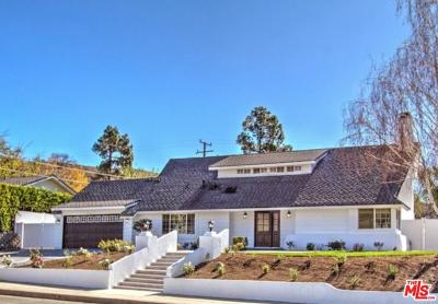 Thousand Oaks Single Family Home For Sale: 2420 Hood Drive
