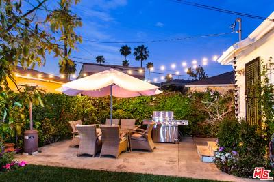 Culver City Single Family Home For Sale: 4134 Bledsoe Avenue